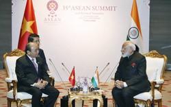 Thủ tướng tiếp xúc song phương nhân dịp Hội nghị Cấp cao ASEAN lần thứ 35 và các Hội nghị liên quan