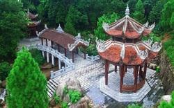 Khu di tích Côn Sơn - Kiếp Bạc được công nhận là Khu du lịch cấp tỉnh