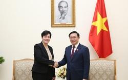 Đề nghị IFC tài trợ vốn cho các doanh nghiệp, ngân hàng đầu tư xây dựng các dự án: sân bay Long Thành, cao tốc Bắc- Nam...
