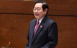 Chất vấn Bộ trưởng Nội vụ Lê Vĩnh Tân: Cử tri