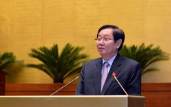 """Bộ trưởng Lê Vĩnh Tân: """"Tôi hơn mười năm làm lãnh đạo từ cấp tỉnh trở lên chưa có bản tự kiểm điểm nào"""""""