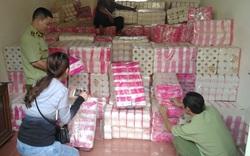 Gia Lai: Tạm giữ hơn 11.000 lốc giấy vệ sinh có dấu hiệu giả mạo nhãn hiệu