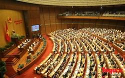 Quốc hội khóa XV sẽ có 500 đại biểu