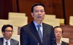 [Trực tiếp] Bộ trưởng Nguyễn Mạnh Hùng: Sẽ ban hành bộ quy tắc ứng xử trên không gian mạng
