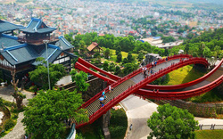 Sun World Halong Complex giảm hơn 50% giá vé cáp treo Nữ Hoàng cho du khách 6 tỉnh phía Bắc