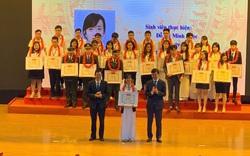 Sinh viên Đại học Mỹ thuật Việt Nam giành giải Nhất giải thưởng