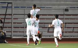 Cận cảnh sai lầm của Bùi Tiến Dũng dẫn đến bàn thua trước của U22 Việt Nam