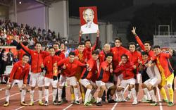 Bóng đá Việt Nam khép lại năm 2019 với vị thế dẫn đầu Đông Nam Á