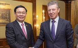 Nga- Việt nhất trí tham gia các dự án năng lượng mới