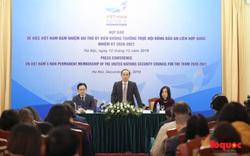 Thế giới mong muốn Việt Nam đóng góp ở vai trò Uỷ viên không thường trực HĐBA