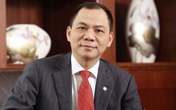 Ông Phạm Nhật Vượng đứng thứ 239 người giàu nhất thế giới