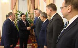 Việt Nam- Belarus cùng hỗ trợ sản xuất ô tô vận tải