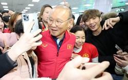 Báo Hàn cập nhật ngay ông Park Hang-seo cùng đội tuyển Việt Nam tại Hàn Quốc