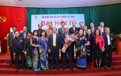 Trung ương Hội Nước sạch và Môi trường Việt Nam có Chủ tịch mới