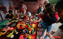 Tổ chức Lễ hội Văn hóa dân gian trong đời sống đương đại năm 2020 tại phố đi bộ Hồ Gươm