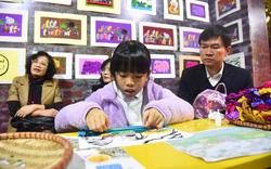 Hàng vạn du khách tham dự Lễ hội văn hóa dân gian tại Hà Nội