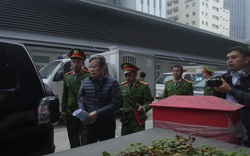Con gái bị cáo Nguyễn Bắc Son vắng mặt tại phiên tòa xét xử vụ AVG