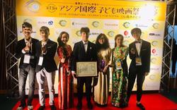 Bộ trưởng Nhật Bản khen ngợi bộ phim giành giải xuất sắc của học sinh trường Việt Đức, Hà Nội
