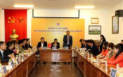 Gặp mặt và trao trưởng cho thành tích xuất sắc của Đội tuyển bóng đá nữ Quốc gia tại SEA Games 30