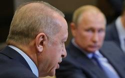 Quân sự Nga -Thổ Nhĩ Kỳ đang giằng co tại một mặt trận mới?
