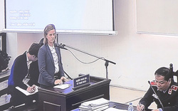 Được triệu tập ra Tòa, vợ bị cáo Trương Minh Tuấn, Phạm Nhật Vũ nói gì?
