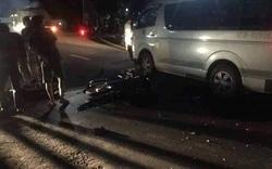 Đắk Lắk: Ô tô đối đầu xe máy, một người tử vong