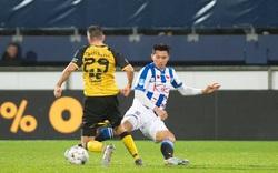 HLV CLB Heerenveen phải cho Đoàn Văn Hậu ra sân vì nhà tài trợ?