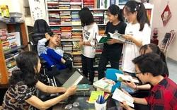 Đỗ Hà Cừ, lan tỏa tình yêu đọc sách đến các bạn trẻ