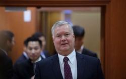 Gỡ rối Triều Tiên, đại diện Mỹ hối hả tới Trung Quốc