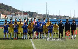 U23 Việt Nam bị đối thủ sinh viên Hàn Quốc cầm hòa ở trận giao hữu đầu tiên