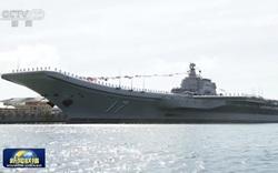 Tàu sân bay mới Trung Quốc nhắm vào lực lượng hỗ trợ Đài Loan?