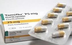 Thuốc cảm cúm Tamiflu bị đẩy giá lên cao khi dịch đang