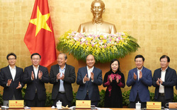 Bà Nguyễn Thị Kim Tiến tham dự buổi họp Chính phủ: