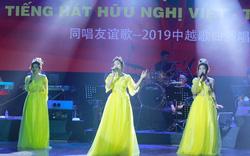 Chung kết cuộc thi 'Tiếng hát hữu nghị Việt – Trung' lần thứ 19 tại Hà Nội
