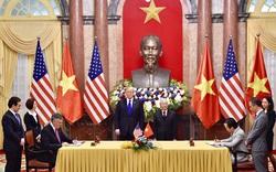 Quan hệ thương mại, đầu tư đã giúp kinh tế Việt Nam và Hoa Kỳ phát triển