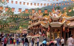 Kiên quyết không để hoạt động chen lấn, mê tín dị đoan diễn ra tại Khu du lịch quốc gia núi Bà Đen