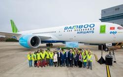 Bamboo Airways đưa vào khai thác máy bay thân rộng Boeing 787-9 Dreamliner chặng Hà Nội – TP HCM và Hà Nội – Phú Quốc