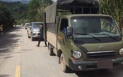 Quảng Bình: Truy bắt hai kẻ bỏ ô tô và hơn 200kg ma tuý đá chạy trốn vào rừng