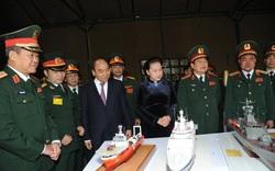 Thủ tướng, Chủ tịch Quốc hội dự lễ kỷ niệm 30 năm Ngày hội Quốc phòng toàn dân và 75 năm Ngày thành lập QĐND Việt Nam