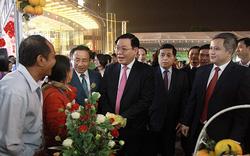 Phó Thủ tướng tham dự nhiều hoạt động sôi nổi tại Hà Tĩnh