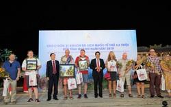 Chào đón vị khách du lịch quốc tế thứ 4,6 triệu tới Quảng Nam năm 2019