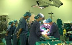 Bệnh nhân người Lào được ghép đồng thời gan - thận tại Việt Nam