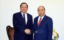 Thủ tướng Chính phủ: Việt Nam sẵn sàng cử chuyên gia giỏi sang hỗ trợ Lào