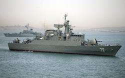 Iran tập trận hải quân với Nga, Trung: Đối trọng ngay với Mỹ và Saudi