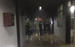 Nghệ An: Bệnh nhân đốt bệnh viện, khống chế điều dưỡng lúc rạng sáng