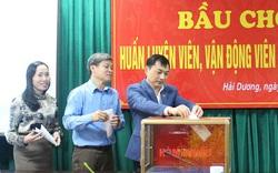 Hải Dương bầu chọn huấn luyện viên, vận động viên tiêu biểu năm 2019