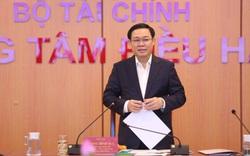 """Phó Thủ tướng Vương Đình Huệ: Ngoài ba trọng tâm cơ cấu lại nền kinh tế cần cơ cấu lại """"ý thức công vụ"""""""