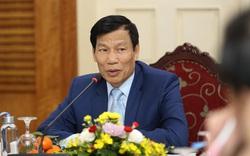 """Bộ trưởng Nguyễn Ngọc Thiện: """"Các hoạt động hợp tác quốc tế góp phần quan trọng cho công tác đối ngoại của Bộ VHTTDL"""""""