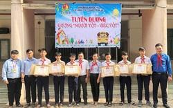 Bảy học sinh được tuyên dương, khen thưởng vì hành động đẹp