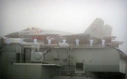 Tín hiệu gì từ tàu sân bay Trung Quốc qua eo biển Đài Loan?